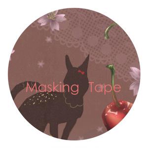 Cherry Sachertorte Masking