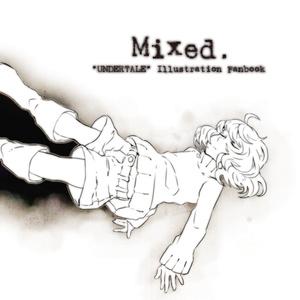 undertaleイラスト本[mixed]