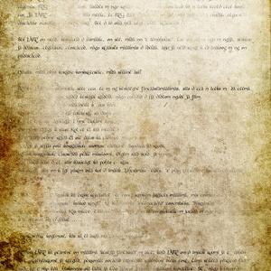 羊皮紙セットデータ(PSD・JPD・PDF)