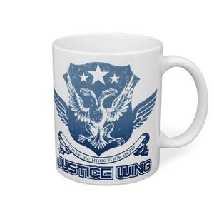 ジャスティス・ウィング所属ヒーロー・職員支給備品マグカップ