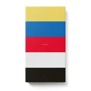 五色モバイルバッテリー