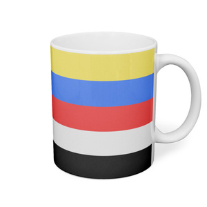 五色マグカップ