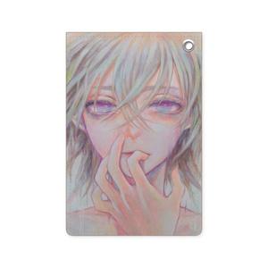 □意 パスケース