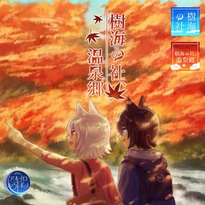 【実物CD】樹海の社、温泉郷