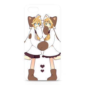 ねこリンレンiPhone5・6ケース