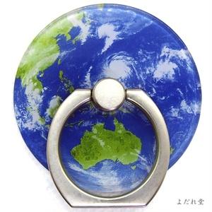 新作 地球のスマホリング