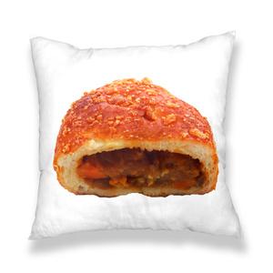 パン好きのためのクッションカバー