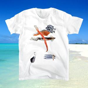 ギョギョギョ~!魚のギョ文字Tシャツ (送料無料)