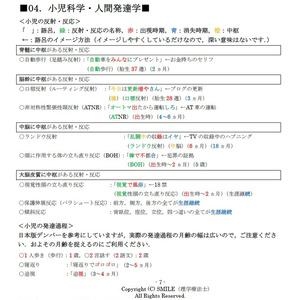 柔道整復師国家試験対策 安易に覚えるゴロ集 2020年度版