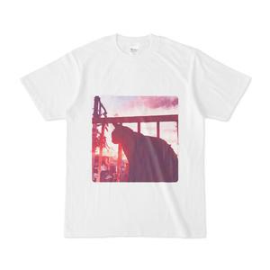 夕焼け猫Tシャツ