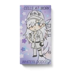 白血球さんモバイルバッテリー通常ver
