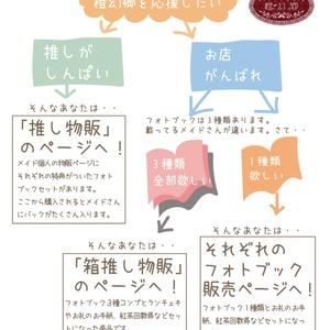 橙幻郷支援フォトブック「my home」G ver.(もなか・一花・凪・ひまり)