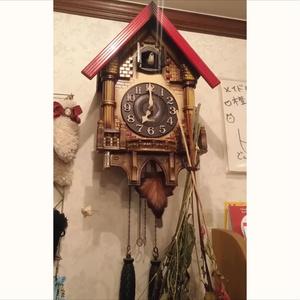 【無料配布】鳩時計の動画