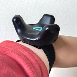 Viveトラッカー用ストラップ2コセット(足・肘・ひざ・手首用)