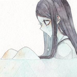 『さめざめ』原画(L版サイズ)