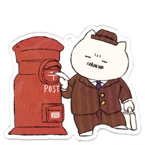 お手紙投函