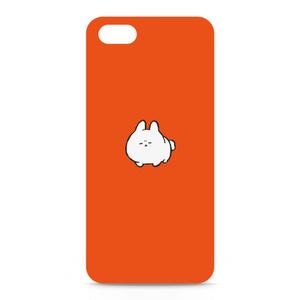 おでぶうさちゃんiPhoneケース-RED-