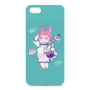 宇宙飛行士iPhoneケース