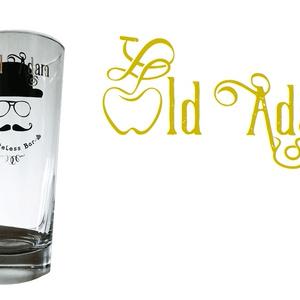 Old Adamグラス&コースター