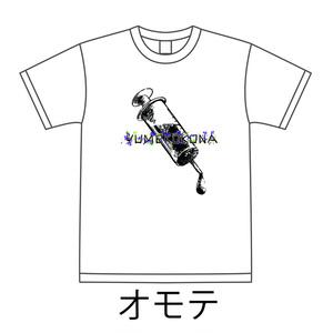 ゆめ心中 Tシャツ(※完全受注生産~2018/10/17(水)18:00まで予約受付)
