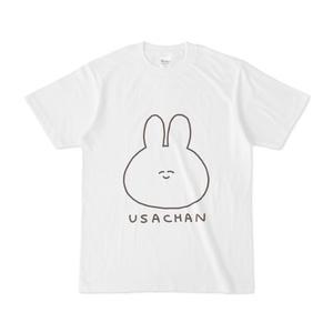 Tシャツ(うさちゃん顔)