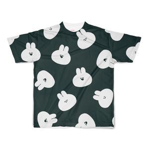 フルグラフィックTシャツ(うさちゃん)