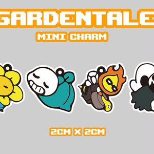 GARDENTALEminicharm(4種1セット)