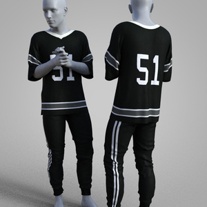dForce hockey shirt for G3M