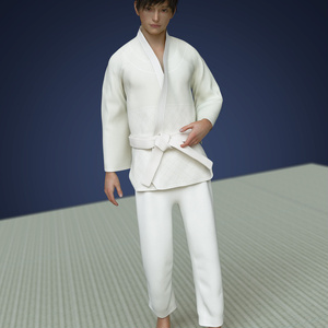 judo suit for G3M