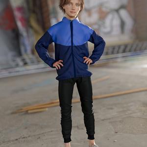 dForce nylon jacket for G3M