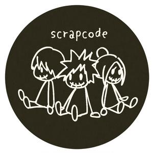 缶ミラー(scrapcode ver.)