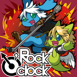 Rock o'clock