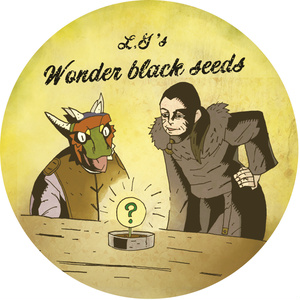 L.G's Wonder Black Seeds(ハーブ缶)