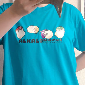 アルカロおモチTシャツ