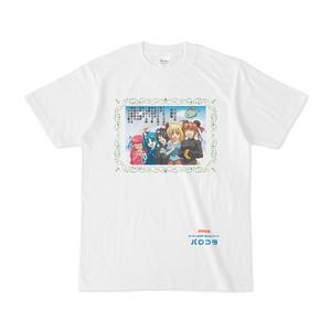 【パロコラ公式】白Tシャツ【リューコ様 ver.】