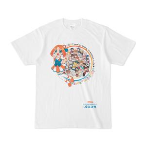 【パロコラ公式】白Tシャツ【詩月様 ver.】