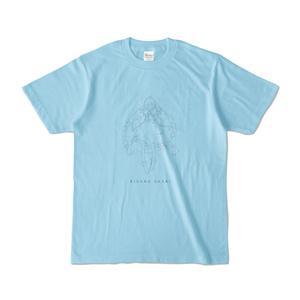 KIZUNA AKARI T-Shirts (Line drawing Ver.)
