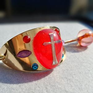 エイジャの赤石簪