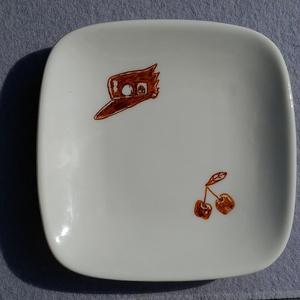 承花小物皿