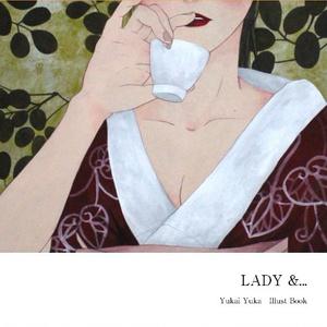 イラスト集【LADY & ...】