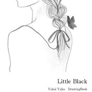 墨ドローイング集【Little Black】