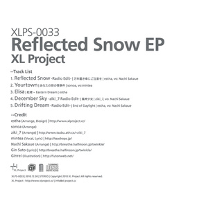 XLPS0033 / Reflected Snow EP