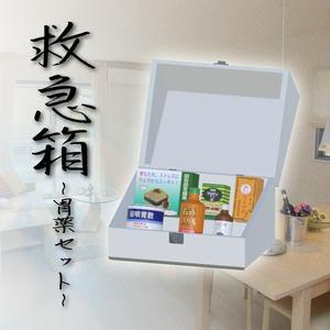 「VRChat使用推奨小物」救急箱 ~胃薬セット~