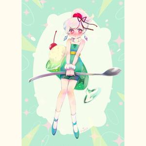 ポストカード / CREAM SODA chan