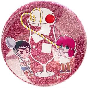 幽蔵缶ミラー・ピンク