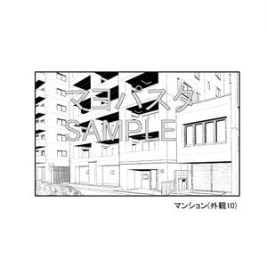 マンション(外観10)