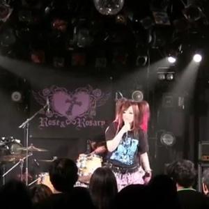 Rose&Rosary 『VALHALLA ワンマンライブ』ブルーレイ(2枚組)