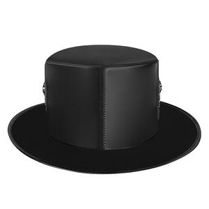 【🎩スチームパンク風】ペスト医師 帽子 6