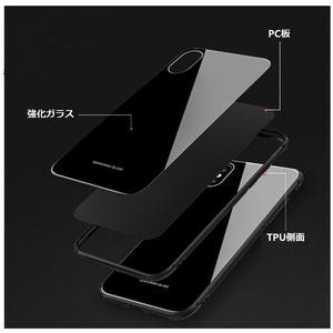 【SUMMER】強化ガラス iPhoneケース