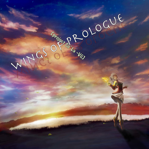 【CD通販版】WINGS OF PROLOGUE / [project Co' La -Vō]